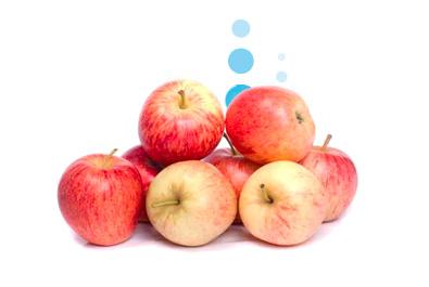 Gefriergetrocknetes  Obst