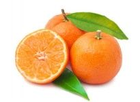 Orange - Lyophilisiertes Obst